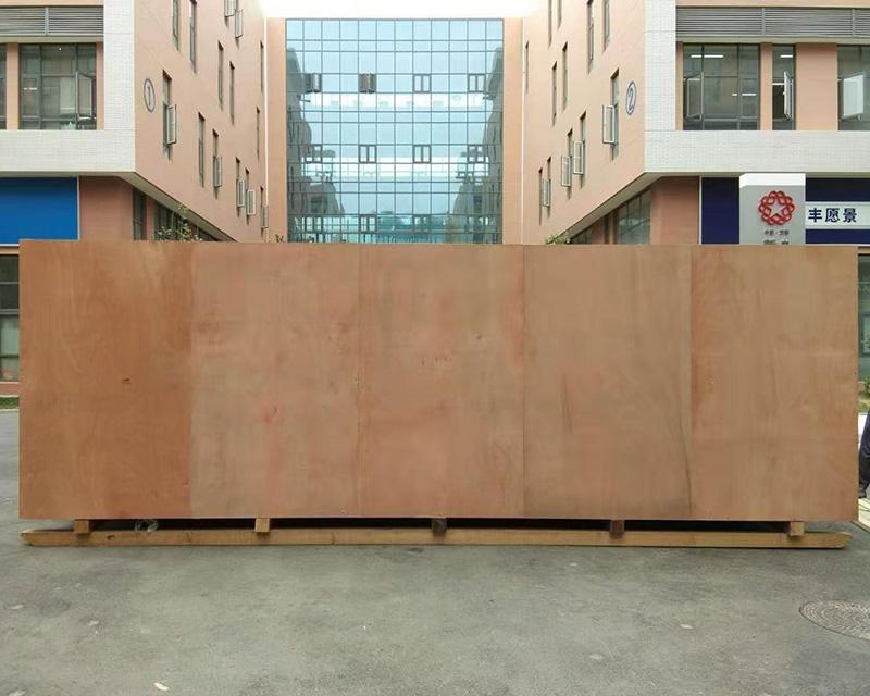 大型机械木包装箱