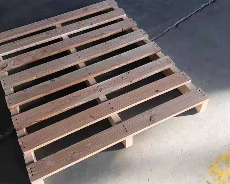 单面川字型木托盘