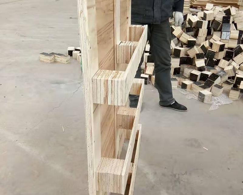 单面承重木托盘